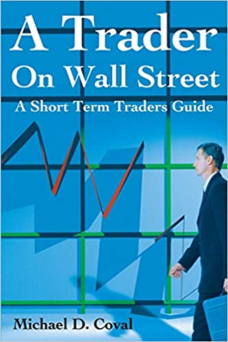 A Trader On Wall Street book cover