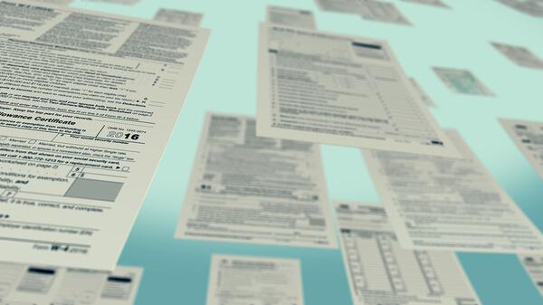 Usa-Taxes-Concept