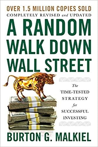 random walk book cover